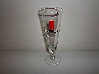 Michelob Stemmed Beer Glass (Anheuser-Busch Brewing Company Barware SP4 - RARE)