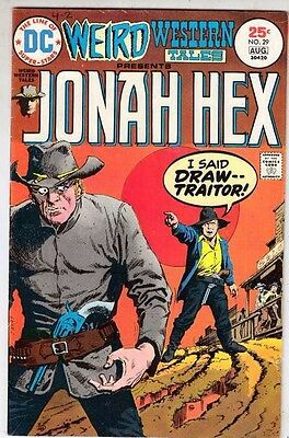 Weird Western Tales 29 strict FN 6.0 1973  Breakout at Fort Charlotte!