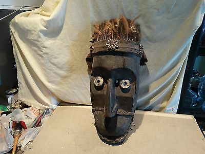 ancien masque tribal