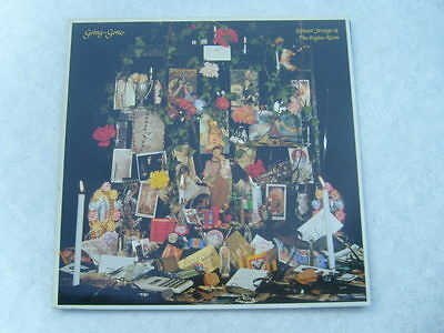RICHARD STRANGE & THE ENGINE ROOM - GOING- GONE  VINYL LP  in Mint!!!