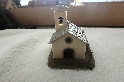 N Scale Country Church