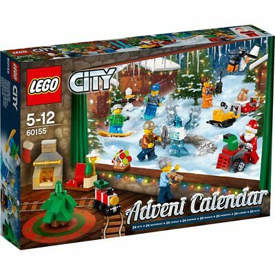 LEGO City Advent Calendar 60155 - 2017