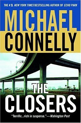 The Closers by Michael Connelly Book The Cheap Fast Free Post