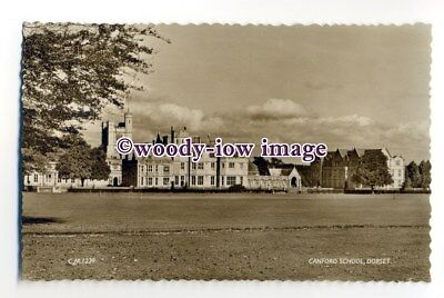 aj0573 - Dorset - Canford School and Playing Fields, c1950s - Postcard