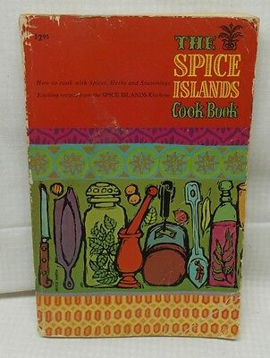 The Spice Island Cook Book 1967