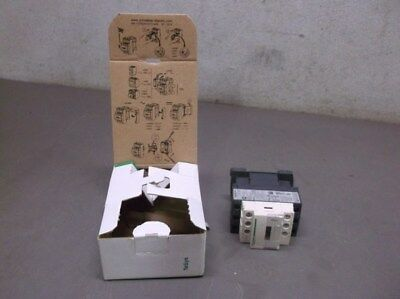 New Schneider Electric Model #LC1D18G7 Contactor