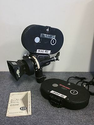 Arriflex II-A 35mm Film Camera Arri II 35-IIa Vintage Movie Camera
