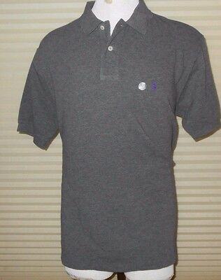new POLO Ralph Lauren  The Mesh Shirt Polo Shirt Sz L GRAY nwt