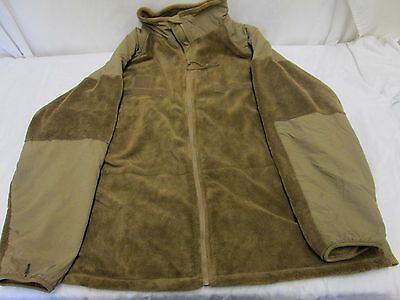US Army Polartec COYOTE Fleece Jacket, 2X-LARGE-REGULAR, Gen III