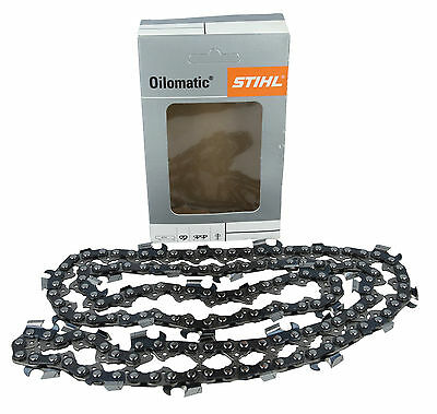 """Genuine Stihl 12"""" Or 14"""" Chainsaw Chain For MS170 017 MS180 181"""