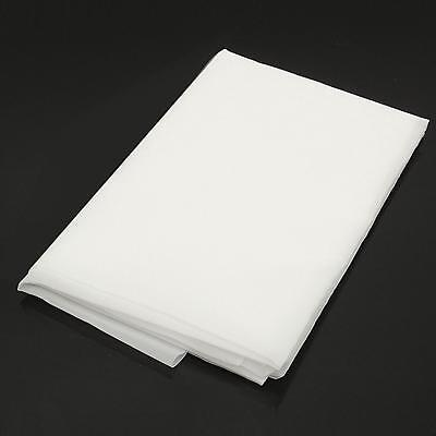"""US Stock 40"""" x 80"""" Nylon Filtration 140 Mesh Water Oil Industrial Filter Cloth"""
