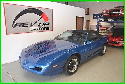 1991 Pontiac Firebird Trans Am 1991 Firebird Trans Am Convertible 9K Mile MINT Show Car FINANCING AVAILABLE