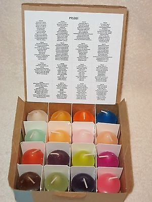 Partylite 2012 Spring Votive Sampler -- Must have!!