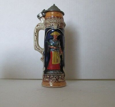 Covered Stein Miniature Germany Vintage