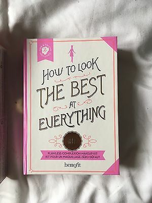 BENEFIT how To Look The Best At Everything DEEP BNIB NEW gift Set