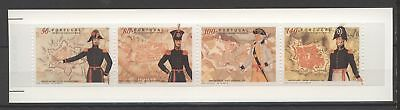 Uniformen - Portugal - 1 Markenheft/Booklet ** MNH 1998