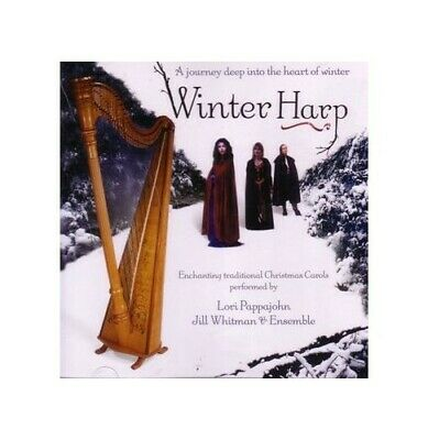 Pappajohn, Lori - Winter Harp - Pappajohn, Lori CD FQVG The Cheap Fast Free Post