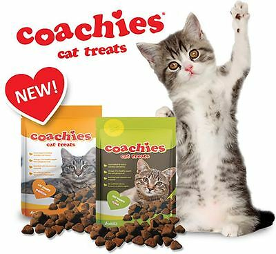 Coachies Cat Treats Tuna Joint Mobility / Chicken Hairball Prevention