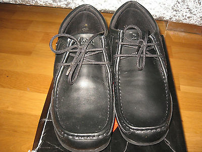 New Lee Cooper Mens Black Shoes,wallaby Style,uk 8,eur 42,£49.99