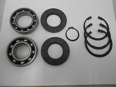 New Volvo Penta V 8 Bellhousing Flywheel Cover  Bearings, Seals & Snap Rings #@