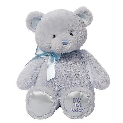 GUND Bear 4043980i - My First Soft Teddy  Bear Blue