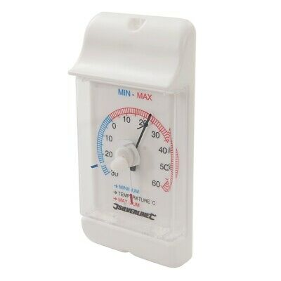 -30° To +60°C Min/max Dial Thermometer 573268