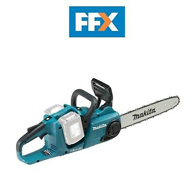 Makita 18VX2 Li-Ion Chainsaw 350MM Bl LXT - DUC353Z