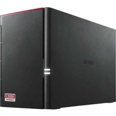 NEW Buffalo LS520DN0802 LinkStation 520 8 TB 2-Drive NAS for Home/Home Office