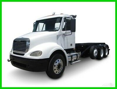 2008 Freightliner Columbia Used Roll Off Truck