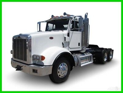 2013 Peterbilt 367 Used Day Cab.  Lease Maintained.  Heavy Spec.  Cummins Engine