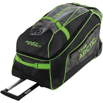Arctic Cat OGIO Team Arctic Roller Bag 8500 cubic inches Black & Green 5282-900