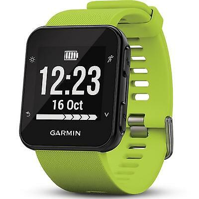 Garmin Forerunner 35 GPS Running Watch Wrist-based Heart Rate - Limelight Green