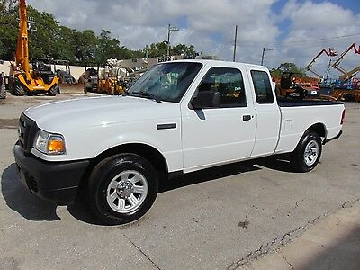 """2010 Ford Ranger WORK EDITION 2010 FORD RANGER """"SUPERCAB"""" WORK EDITION - AUTOMATIC 4 CYLINDER - 4 NEW TIRES"""