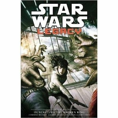 STAR WARS Legacy VOL.2 Book 2 OUTCASTS OF THE BROKEN RING Graphic Novel NEW