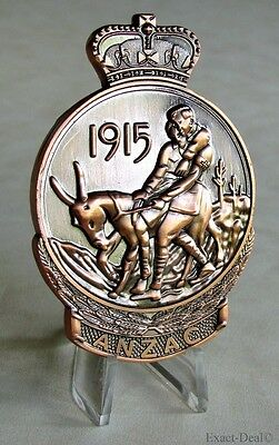 Australia - Australian ANZAC Simpson and Donkey Plaque Replica
