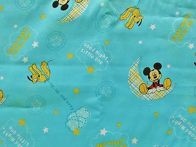 MICKEY and MINNIE MOUSE (5 to choose from) COT QUILT & DOONA BRAND NEW