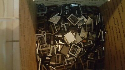25LB D Lot of Cell Phone Batteries 25 Pounds for Scrap AS IS