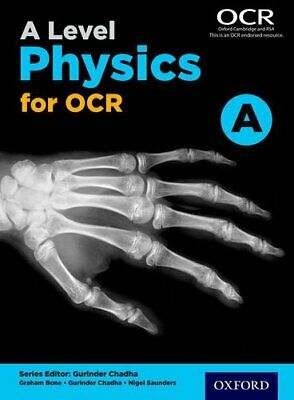 A Level Physics A for OCR Student Book by Saunders, Nigel Book The Cheap Fast