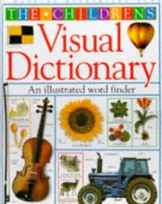 Children's Visual Dictionary by Bunting, Jane Hardback Book The Cheap Fast Free