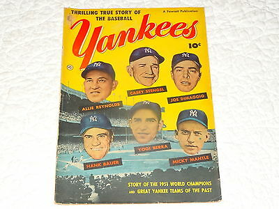 Thrilling True Story Of The Baseball Yankees