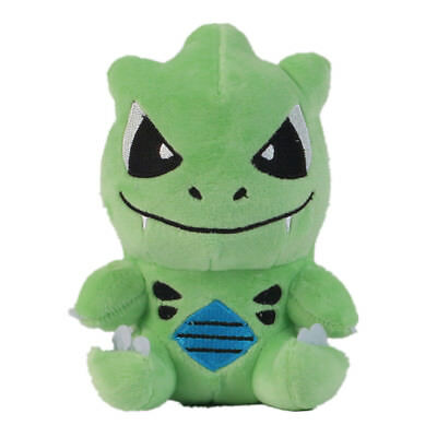 Pokemon Center Tyranitar Plush Doll Figure Stuffed Soft Toy 7 inch Xmas Gift