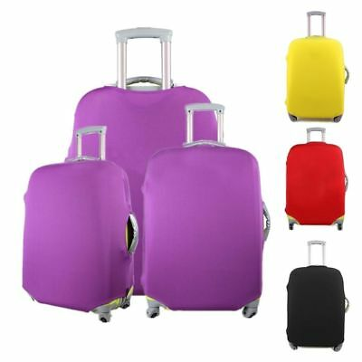 Luggage Protector Elastic Suitcase Cover Bags Dustproof Anti scratch Gift TU