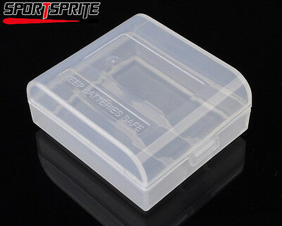 2 Cell 16340/CR123A Battery Case Box Holder Storage for 2pcs CR123A/16340/CR2 AD