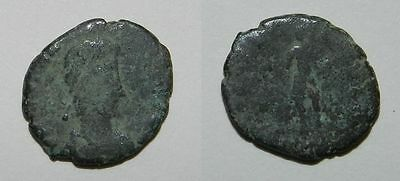 ANCIENT ROME :  BRONZE COIN - 4th Century A.D. (#6)