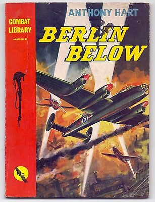 Combat Library Berlin Below No 43.publisher G.M.Smith 1960 1/-  (CM1)