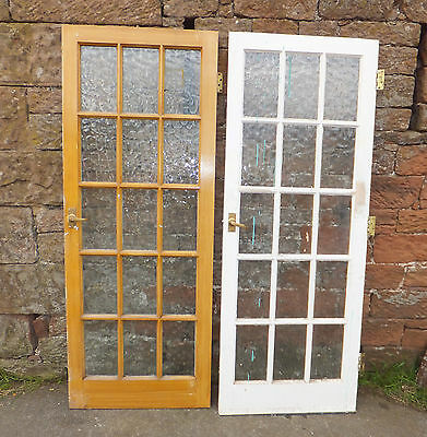 Internal wooden doors picclick uk for 15 panel solid wood door