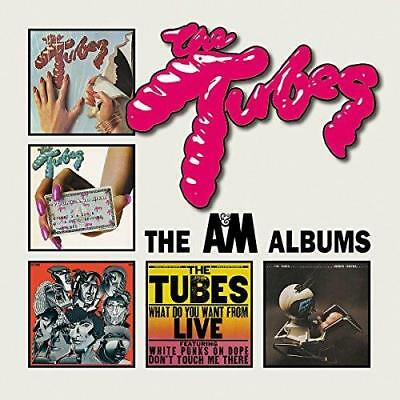 The Tubes - The A&M Years (NEW 5CD)
