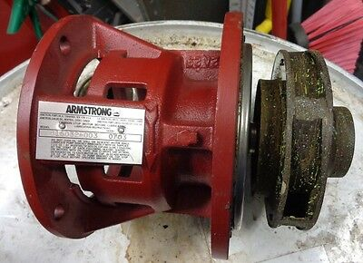 ARMSTRONG CIRCULATION PUMP, Model number is 816032-003
