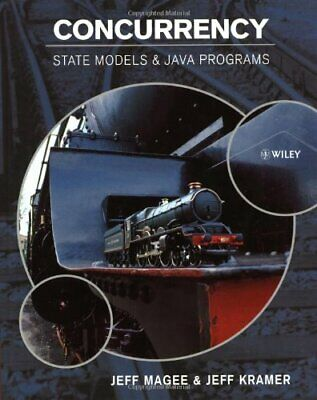 Concurrency : State Models & Java Programs by Kramer, Jeff Mixed media product