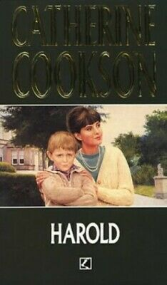 Harold by Cookson, Catherine Paperback Book The Cheap Fast Free Post